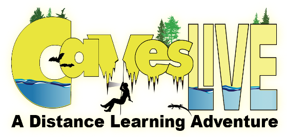 Caves Live. A distance learning adventure